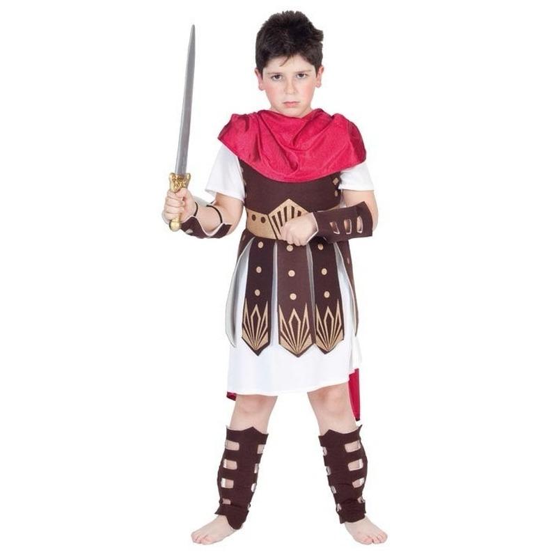 2877c0a64df427 Voordelig Romeins verkleed kostuum voor jongens in de Pruiken winkel ...